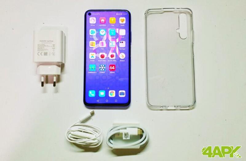 Обзор Huawei Nova 5t: флагманский уровень и доступная цена Huawei  - huawei-nova-5t-4