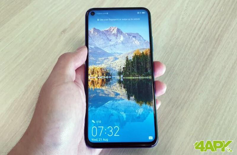 Обзор Huawei Nova 5t: флагманский уровень и доступная цена Huawei  - huawei-nova-5t-5