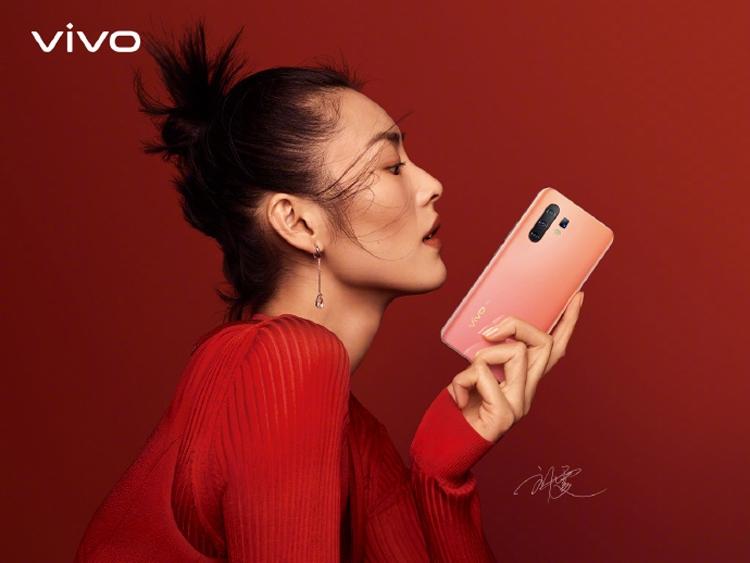Двухрежимный 5G-девайс Vivo X30 засветился на рендерах Другие устройства  - viv1-3
