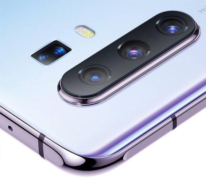 Двухрежимный 5G-девайс Vivo X30 засветился на рендерах Другие устройства  - viv5