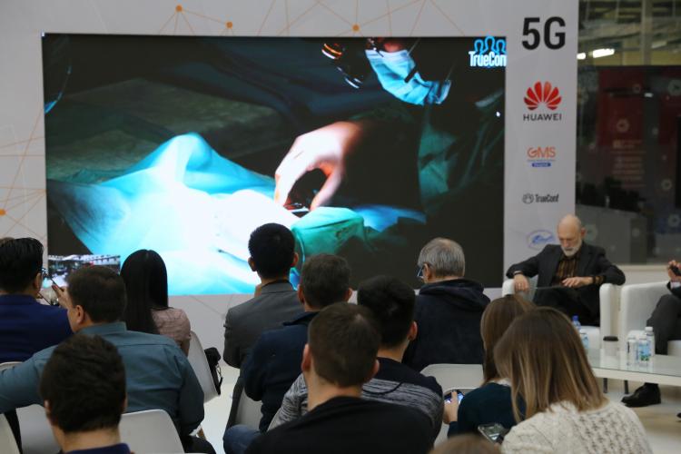 В России прошли первые хирургические операции с применением сети 5G Другие устройства  - sm.image-319.750