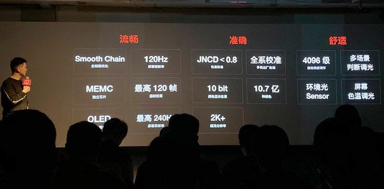 OnePlus показала самый прогрессивный OLED-дисплей Другие устройства  - 02-2