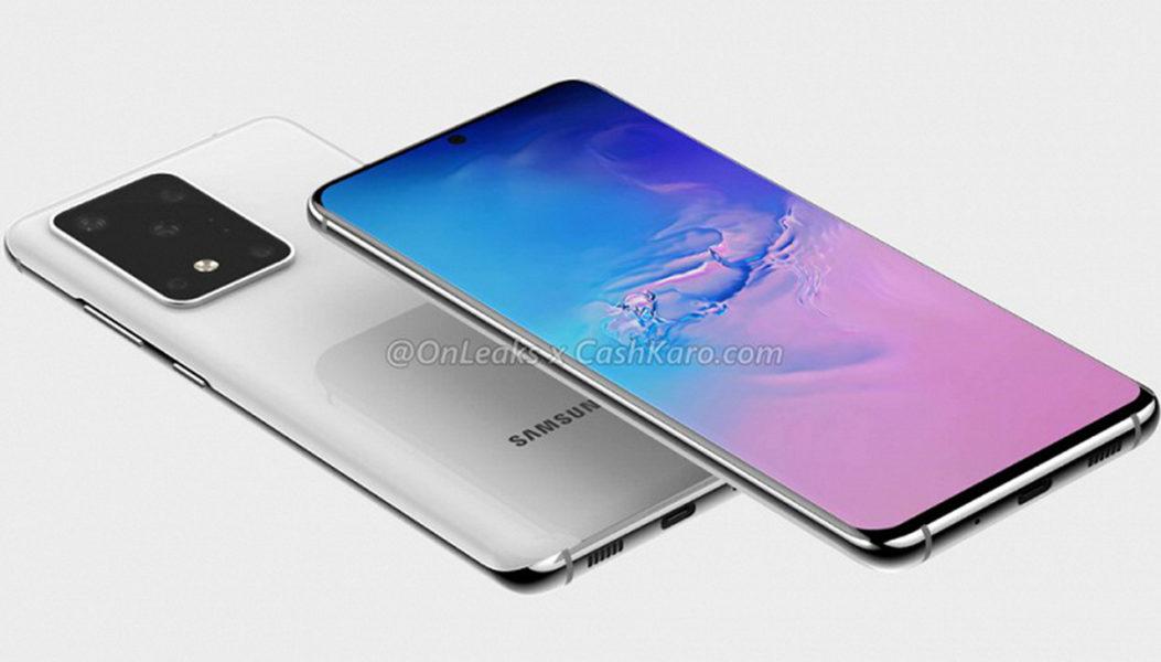 Семейство Samsung Galaxy S20. Какими они будут? Samsung  - Bez-imeni-1-25