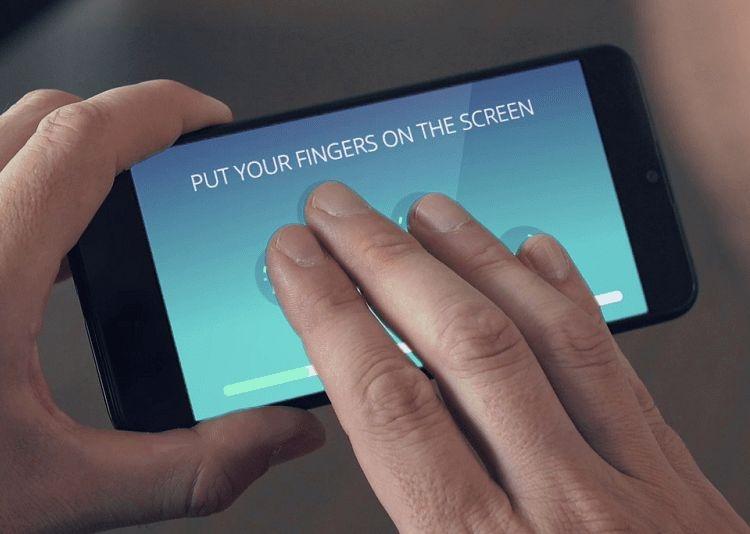 Новый биометрический датчик от Isorg: сразу с четырех пальцев Другие устройства  - Isorg