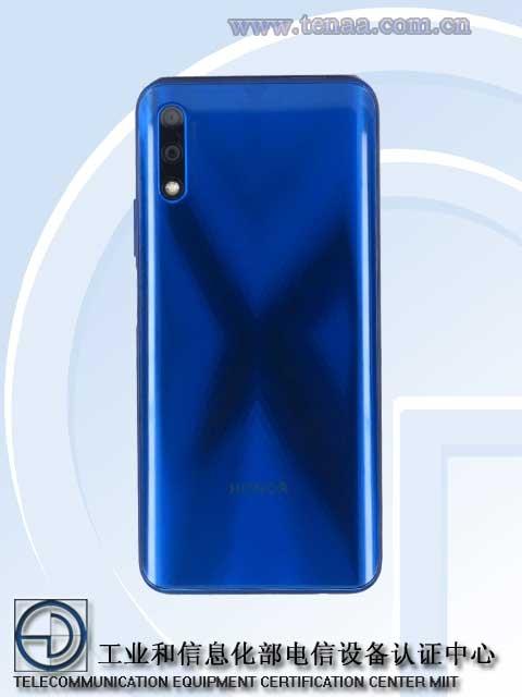 Honor 9X получит новую модификацию Huawei  - honor2