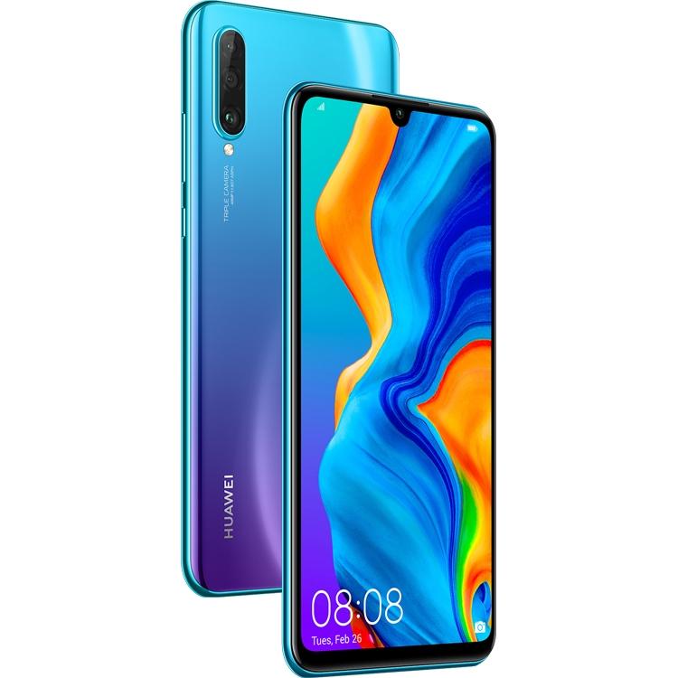 Huawei P30 Lite New Edition показали в 4-х цветах Huawei  - huawei3
