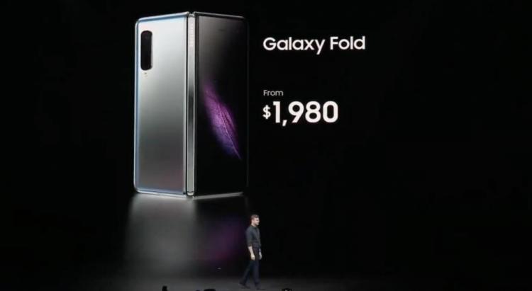 Samsung рассказала о продаже около 500 тысяч Galaxy Fold Samsung  - sm.1.750