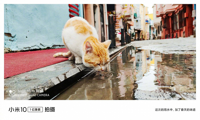 Особенности камеры Xiaomi Mi 10 Xiaomi  - EQeYA5oUYAAMFMa_large