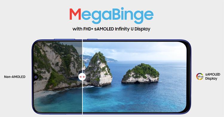 Смартфон среднего класса Samsung Galaxy M31 выйдет 25 февраля Samsung  - galaxy3