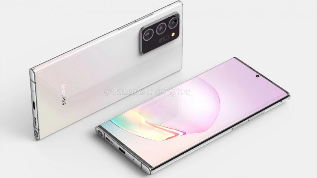 Samsung Galaxy Note 20 получит Exynos 990 Samsung  - SPK98XIIOoWv
