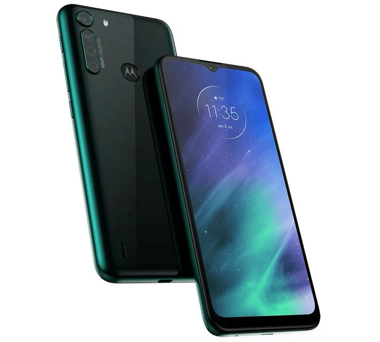 Motorola One Fusion снабжен экраном HD+ и чипом Snapdragon 710 Другие устройства  - moto1
