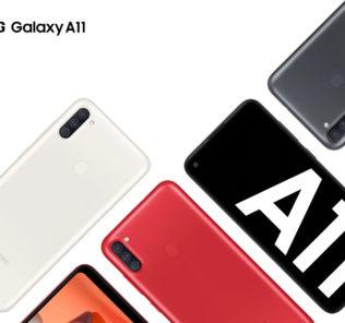 Galaxy A11