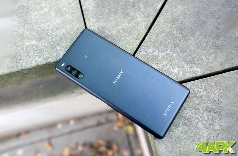 Мини обзор Sony Xperia L4: устаревшая модель? Другие устройства  - sony-xperia-l4