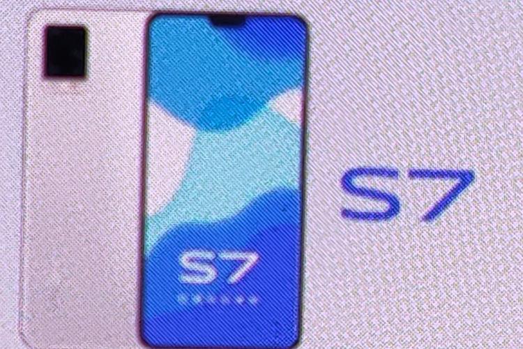 Ультратонкий Vivo S7 5G с двойной 44-Мп селфи-камерой покажут 3 августа Другие устройства  - vi3