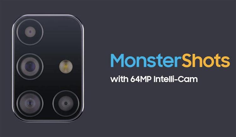 Samsung Galaxy M31s с мощной батареей покажут 30 июля Samsung  - Galaxy3