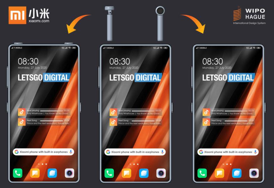 Xiaomi проектирует смартфон со встроенными наушниками Xiaomi  - xiaomi_proektiruet_smartfon_so_vstroennymi_tws_naushnikami_foto_picture8_1