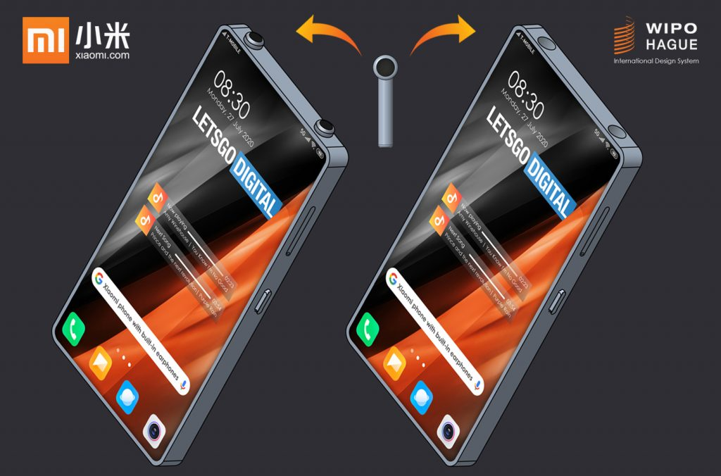 Xiaomi проектирует смартфон со встроенными наушниками Xiaomi  - xiaomi_proektiruet_smartfon_so_vstroennymi_tws_naushnikami_foto_picture2_0