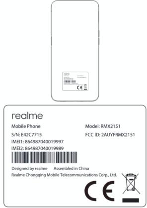 У Realme выйдет еще один смартфон с Helio G90T Другие устройства  - Snimok_ekrana_2020-08-10_v_15.40.44