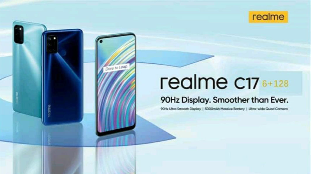 Рассекречены все детали 90-Гц бюджетного Realme C17 Другие устройства  - Bez-imeni-1-19