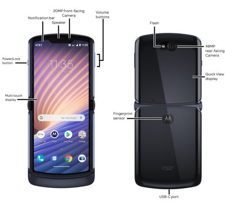 Качественные рендеры Motorola RAZR 2020 Другие устройства  - kachestvennye_izobrazhenia_skladnogo_motorola_razr_2020_picture6_0_resize
