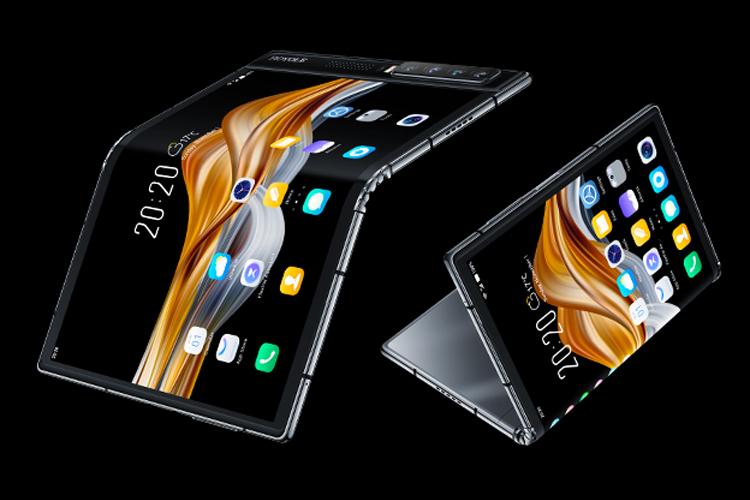 Анонсирован складной Royole FlexPai 2 на Snapdragon 865 Другие устройства  - ro1