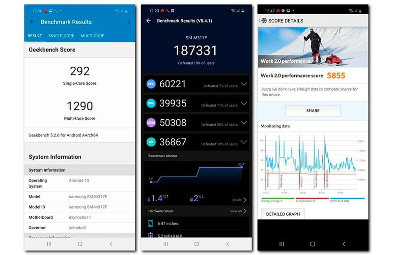 Обзор Samsung Galaxy M31s: конкурентный смартфон. Цена и качество Samsung  - samsung-galaxy-m31s-19
