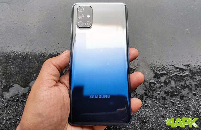 Обзор Samsung Galaxy M31s: конкурентный смартфон. Цена и качество Samsung  - samsung-galaxy-m31s-20