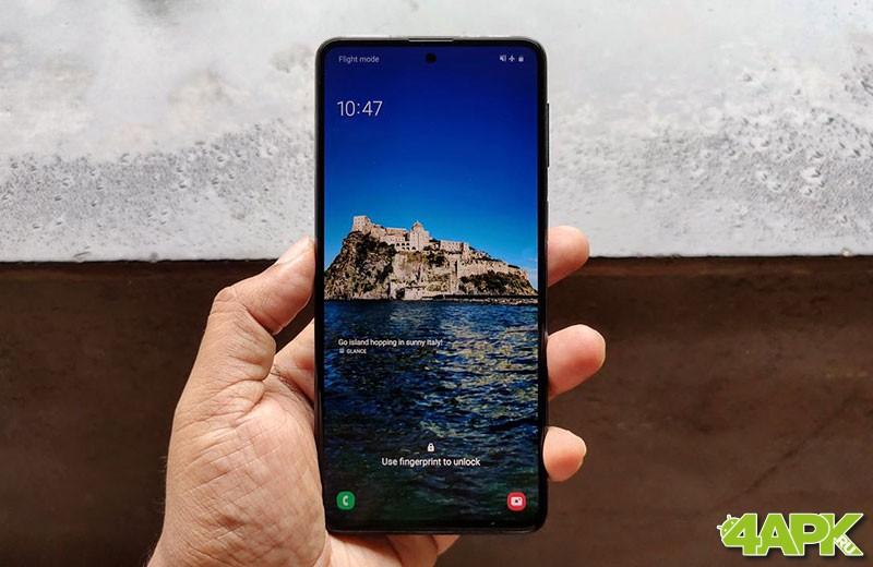 Обзор Samsung Galaxy M31s: конкурентный смартфон. Цена и качество Samsung  - samsung-galaxy-m31s-4