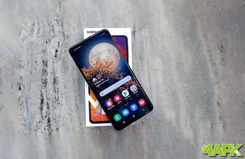 Обзор Samsung Galaxy M31s: конкурентный смартфон. Цена и качество Samsung  - samsung-galaxy-m31s