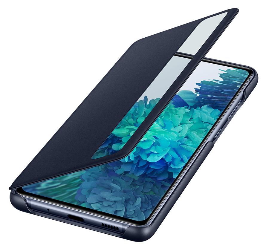 Фото официальных чехлов для Samsung Galaxy S20 FE Samsung  - samsung_galaxy_s20_fe_v_oficialnyh_chehlah_na_press_foto_10