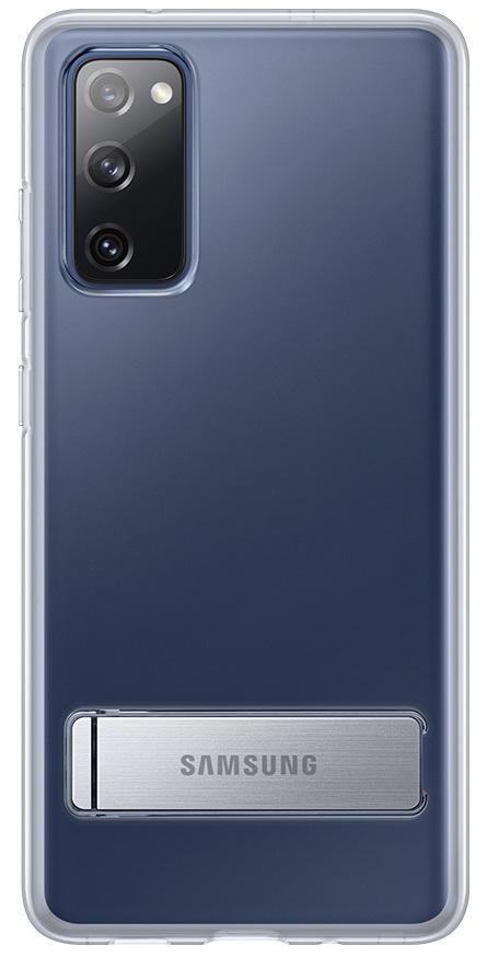 Фото официальных чехлов для Samsung Galaxy S20 FE Samsung  - samsung_galaxy_s20_fe_v_oficialnyh_chehlah_na_press_foto_6