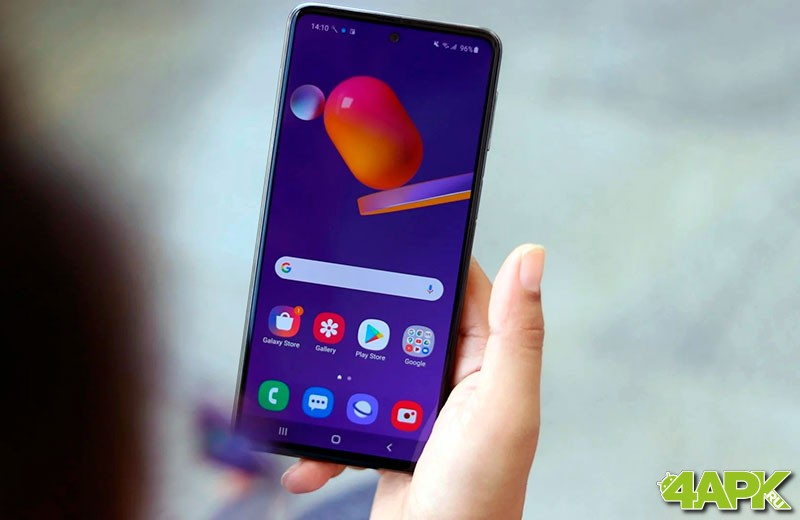 Обзор Samsung Galaxy M31s: конкурентный смартфон. Цена и качество Samsung  - samsung-galaxy-m31s-10