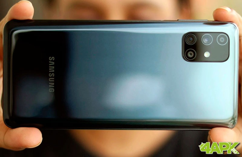 Обзор Samsung Galaxy M31s: конкурентный смартфон. Цена и качество Samsung  - samsung-galaxy-m31s-12