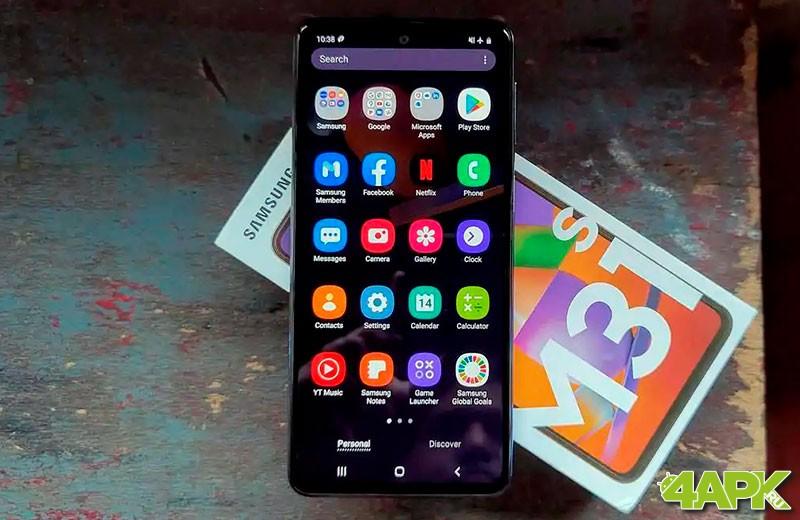 Обзор Samsung Galaxy M31s: конкурентный смартфон. Цена и качество Samsung  - samsung-galaxy-m31s-16