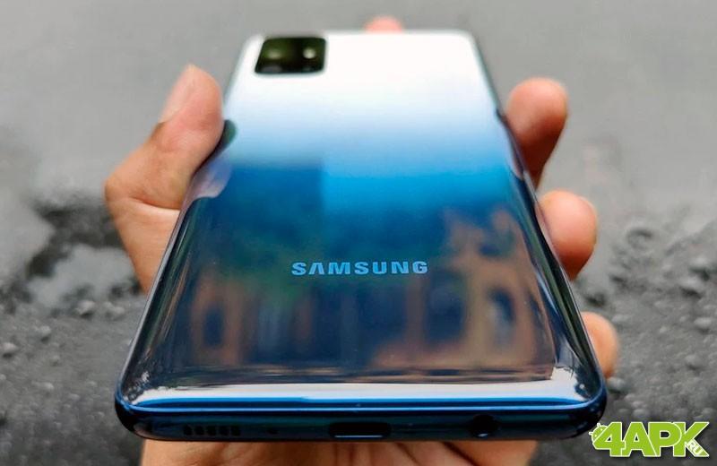 Обзор Samsung Galaxy M31s: конкурентный смартфон. Цена и качество Samsung  - samsung-galaxy-m31s-2