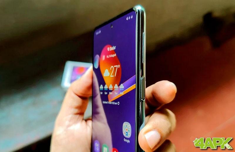 Обзор Samsung Galaxy M31s: конкурентный смартфон. Цена и качество Samsung  - samsung-galaxy-m31s-9