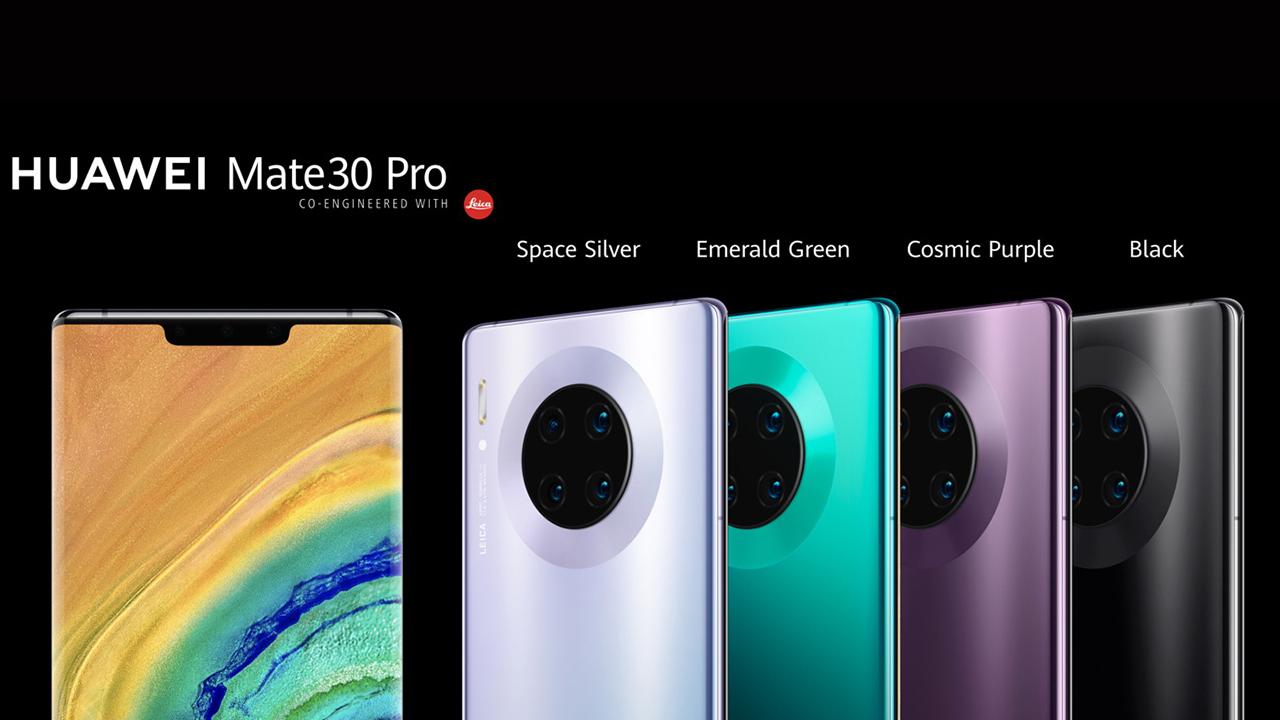 Huawei Mate 40 заполучит 2 яркие расцветки Huawei  - Bez-imeni-1-15