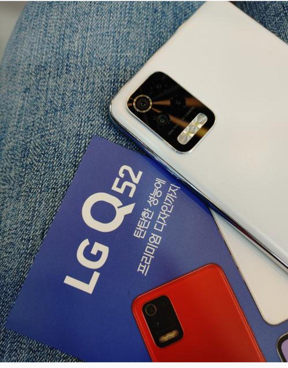 Живые фото LG Q52. Характеристики до анонса LG  - krupnaa_utechka_lg_q52_zhivye_foto_i_vse_harakteristiki_do_anonsa_8
