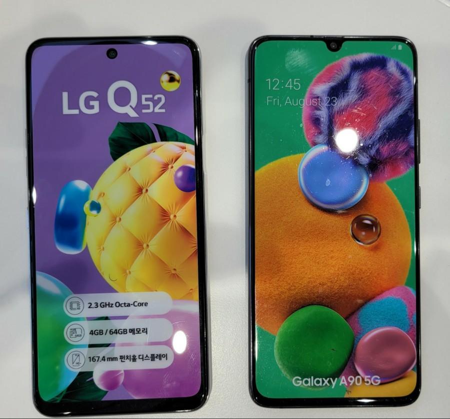 Живые фото LG Q52. Характеристики до анонса LG  - krupnaa_utechka_lg_q52_zhivye_foto_i_vse_harakteristiki_do_anonsa_picture9_0