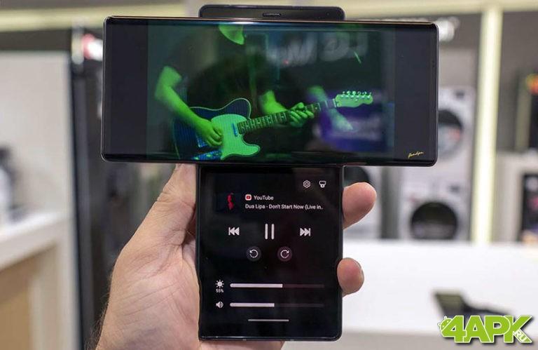 Обзор LG Wing 5G: ненужный смартфон трансформер? LG  - lg-wing-10-768x499