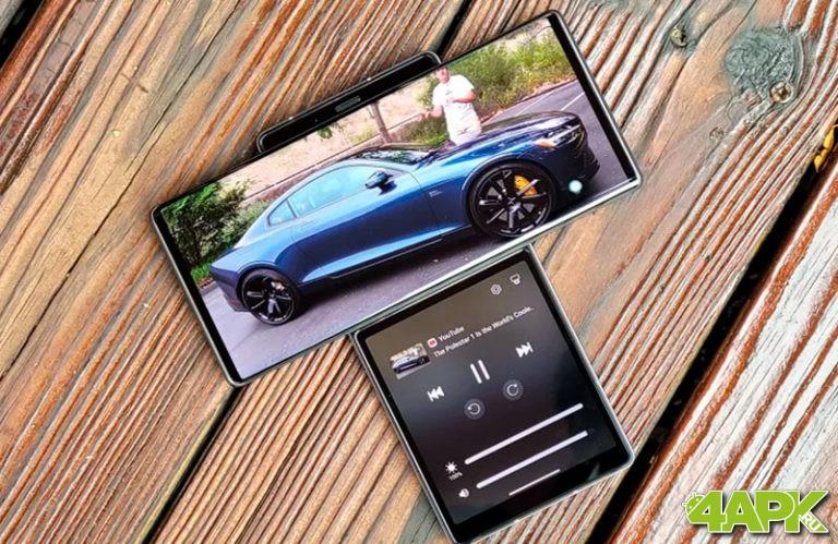 Обзор LG Wing 5G: ненужный смартфон трансформер? LG  - lg-wing-11-768x499