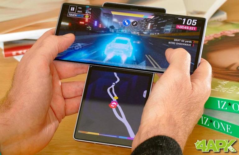 Обзор LG Wing 5G: ненужный смартфон трансформер? LG  - lg-wing-20-768x499