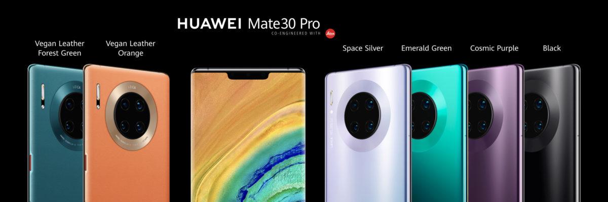 Huawei выпустит переиздание Mate 30 Pro Huawei  - mate_30_cveta_picture1_1
