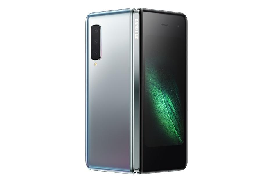 Следующее поколение Galaxy Z Fold 2 от Samsung станет еще лучше Samsung  - galaxyfold33