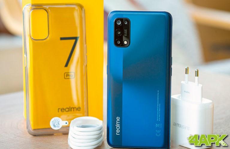 Обзор Realme 7 Pro: впечатляющий смартфон по цене и качеству Другие устройства  - realme-7-pro-4-768x499