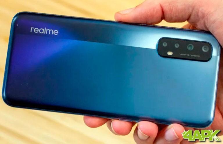 Обзор Realme 7 Pro: впечатляющий смартфон по цене и качеству Другие устройства  - realme-7-pro-6-768x498