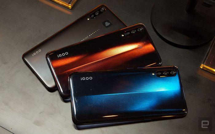 iQOO выпустит новый среднебюджетный девайс Другие устройства  - iqoonewphone3
