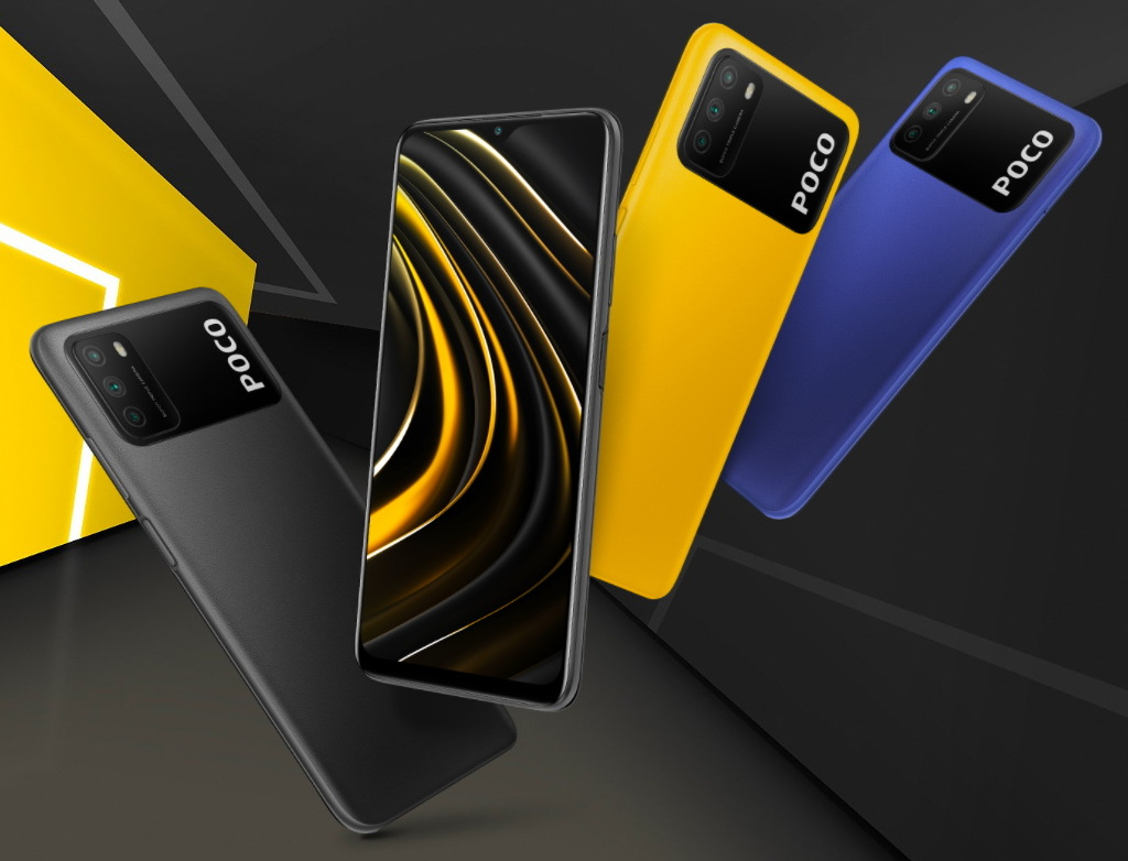 Анонс Poco M3 - бюджетный Xiaomi, но лидер по автономности Xiaomi  - poco_promo_picture2_0