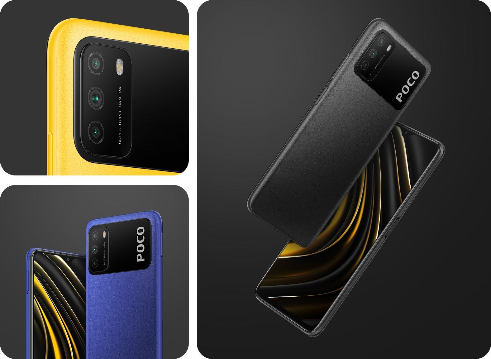 Анонс Poco M3 - бюджетный Xiaomi, но лидер по автономности Xiaomi  - poco_promo_picture5_1