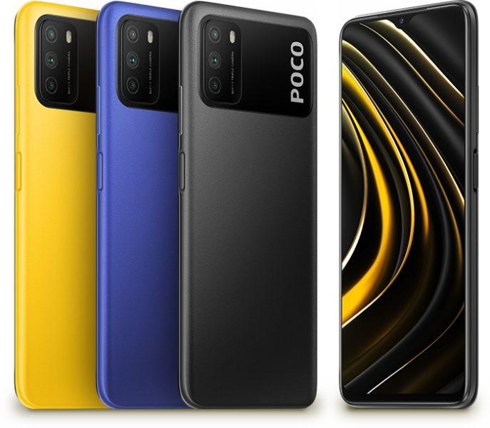 Анонс Poco M3 - бюджетный Xiaomi, но лидер по автономности Xiaomi  - poco_render_1